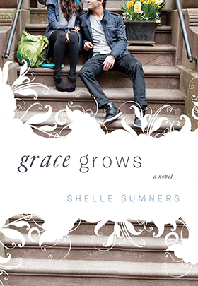 Grace Grows by Shelle Sumners Advance Reader Copy Cover